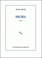 Sigma | Julia Deck | 9782707343727