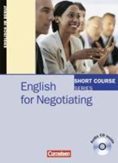 Short Course Series. English for Negotiating