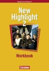 New Highlight 2. Workbook. Bayern