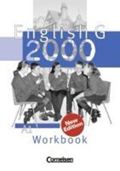 English G 2000. Ausgabe A 1. Workbook. New edition