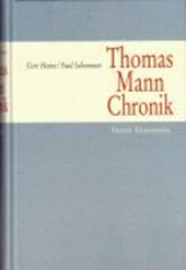Thomas Mann Chronik