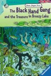 The Black Hand Gang and the Treasure in Breezy Lake