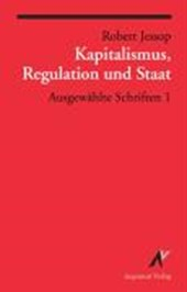 Kapitalismus, Regulation, Staat