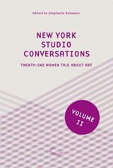 New York Studio Conversations (Part II) | Stephanie Buhmann | 9783941644038