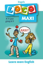 Maxi loco Easy English 2 8-10 jaar