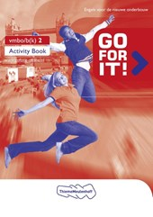 Go for it! Vmbo/b(k) Activitybook