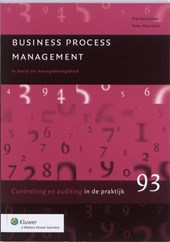 Controlling & auditing in de praktijk Business Process Management