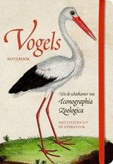 Vogels notebook | Iconographia Zoologica | 9789021568072