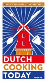 Dutch cooking today | Kook ook | 9789021569611
