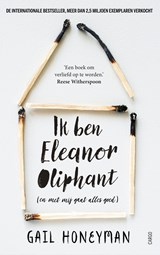 Ik ben Eleanor Oliphant | Gail Honeyman | 9789023468257