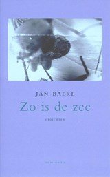 Zo is de zee | Jan Baeke |