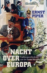 Nacht over Europa | Ernst Piper | 9789023484561