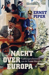Nacht over Europa | Ernst Piper | 9789023485865