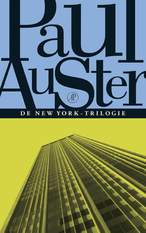 De New York-trilogie | Paul Auster |