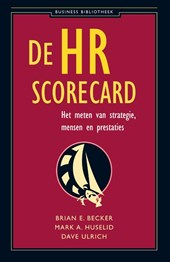 Business Bibliotheek De HR-Scorecard