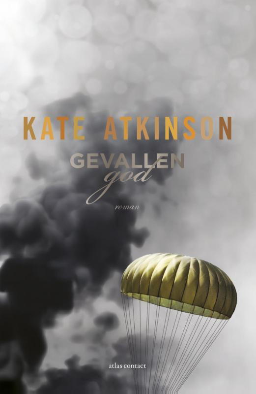 Gevallen god | Kate Atkinson |