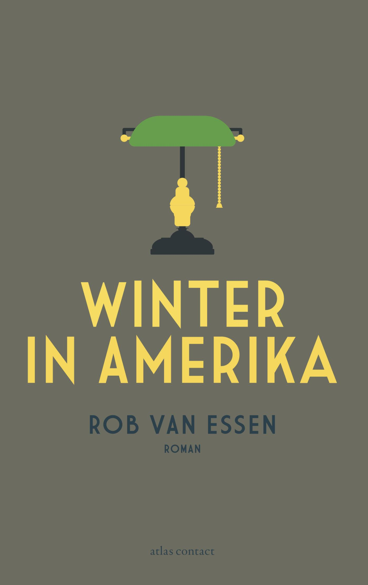 Winter in Amerika | Rob van Essen |