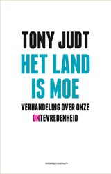 Het land is moe | Tony Judt |