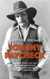 Johnny Paycheck | Christophe Vekeman | 9789029510561