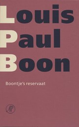 Boontjes reservaat / 3 | Louis Paul Boon |