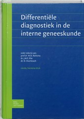 Differentiele diagnostiek in de interne geneeskunde  Nieuw isbn pakket isbn