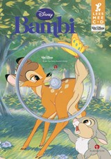 Bambi + CD | Walt Disney | 9789047605195