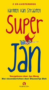 Super Jan, luisterboek, 2 CD's
