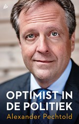 Optimist in de politiek | Alexander Pechtold | 9789048837564