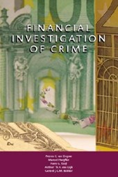 Financial investigation of crime
