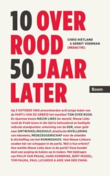 10 over rood 50 jaar later | Chris Hietland ; Gerrit Voerman | 9789058755919
