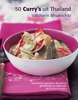 50 Curry's uit Thailand | Vatcharin Bhumichitr |