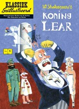 de tragedie van Koning Lear | William Shakespeare |