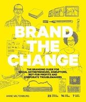 Brand the Change | Miltenburg, Anne | 9789063694784