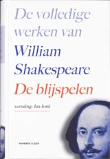 1 De Blijspelen | William Shakespeare |