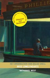 Het droomleven van Balso Snell / Miss Lonelyhearts | Nathanael West | 9789081786157