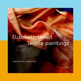 Textile paintings | Elisabeth Levelt | 9789082403008