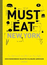 Must Eat New York | Luc Hoornaert; Kris Vlegels |