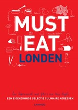 Must eat London | Luc Hoornaert ; Kris Vlegels |