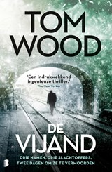 De vijand | Tom Wood | 9789402308891