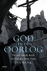 God in de oorlog | Jan Bank | 9789460034725