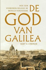 De God van Galilea | Bart Ehrman | 9789460038266