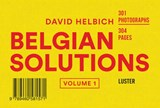 Belgian solutions | David Helbich | 9789460581571