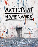 Artists at home\work | Thijs Demeulemeester | 9789460581847