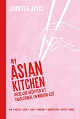 My Asian Kitchen | Jennifer Joyce | 9789461431998