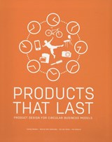 Products that last | Conny Bakker; Marcel den Hollander; Ed van Hinte | 9789461863867