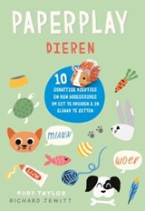 Paperplay - Dieren | Ruby Taylor ; Richard Jewitt | 9789461888693