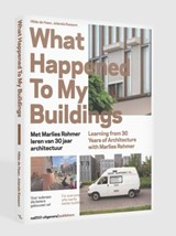 What happened to my buildings | Hilde de Haan | 9789462083349