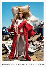 Viktor & Rolf: Fashion Artists 25 Years | Thierry-Maxime Loriot | 9789462084384