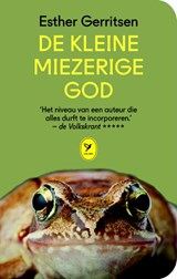 De kleine miezerige god | Esther Gerritsen |