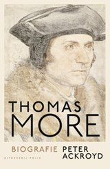 Thomas More | Peter Ackroyd | 9789463101226